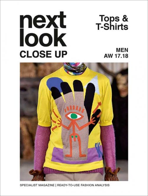 Next Look Close Up Men Top & T-Shirts no. 02 A/W 17/18