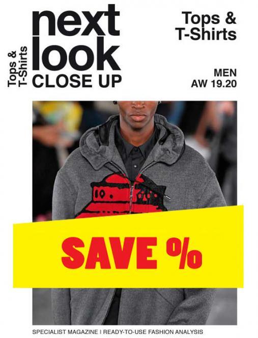 Next Look Close Up Men Tops &  T-Shirts no. 06 A/W 2019/2020