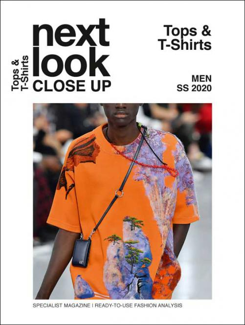 Next Look Close Up Men Tops &  T-Shirts no. 07 S/S 2020