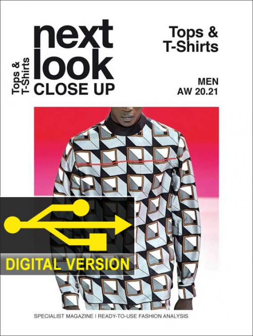 Next Look Close Up Men Tops & T-Shirts no. 08 A/W 2020/2021 Digital Version