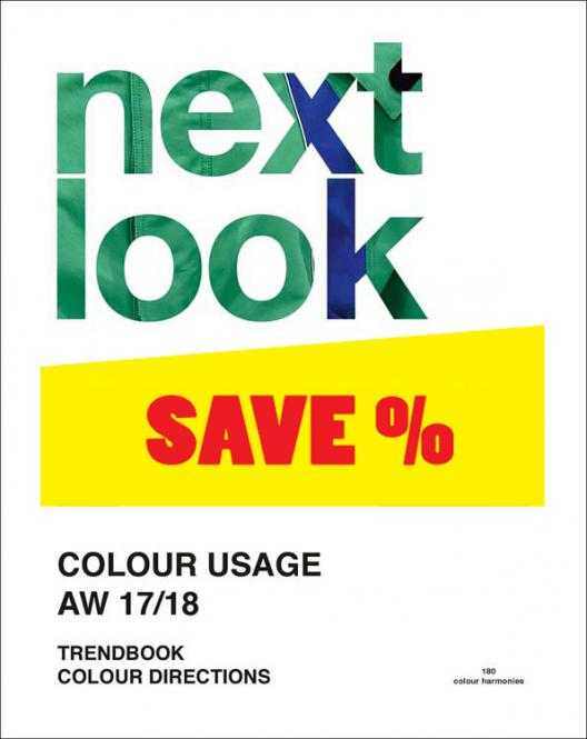 Next Look Colour Usage A/W 2017/2018