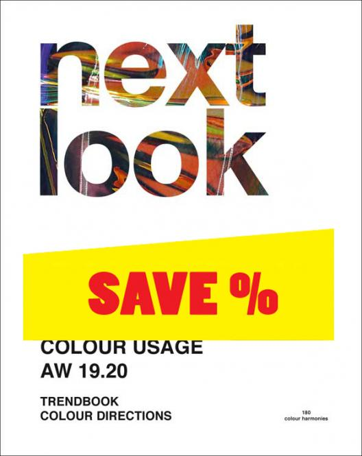 Next Look Colour Usage A/W 2019/2020