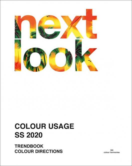 Next Look Colour Usage S/S 2020