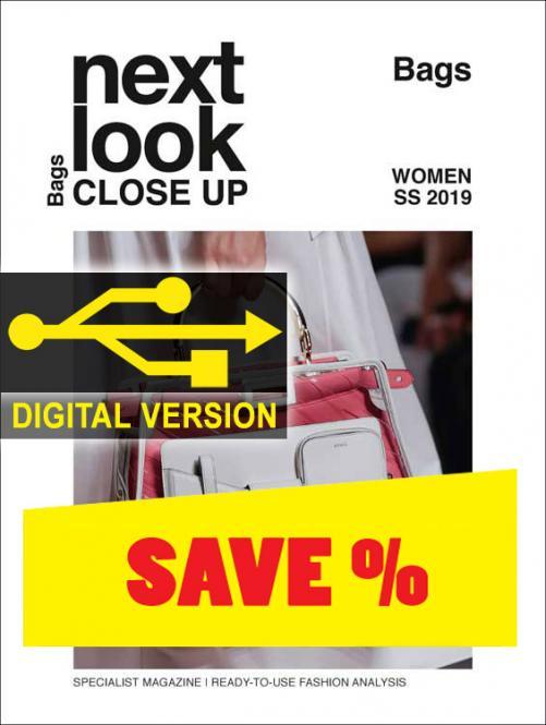 Next Look Close Up Women Bags no. 05 S/S 2019 Digital Version