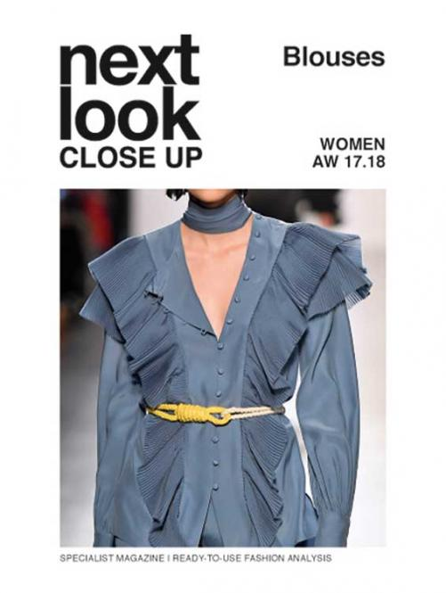 Next Look Close Up Women Blous no. 02 A/W 2017/2018