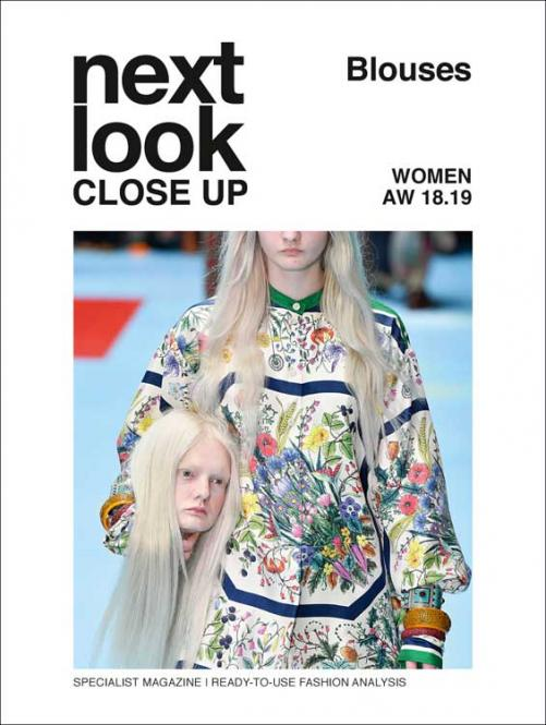 Next Look Close Up Women Blouses no. 04 A/W 2018/2019