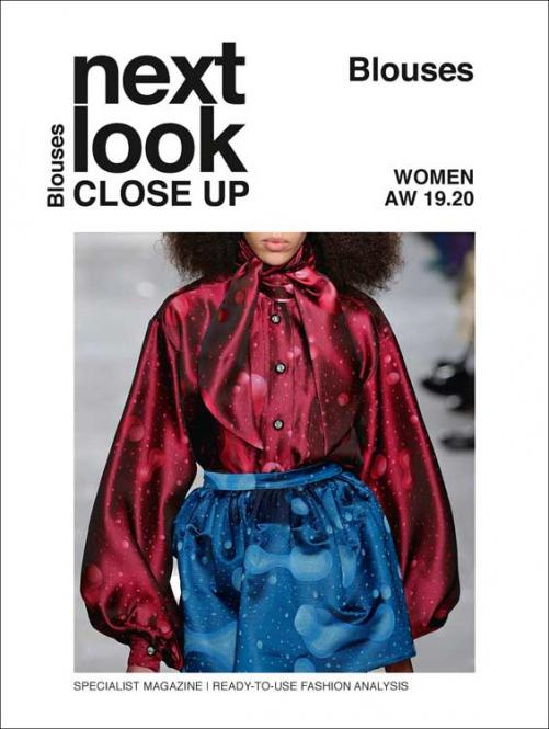 Next Look Close Up Women Blouses no. 06 A/W 2019/2020