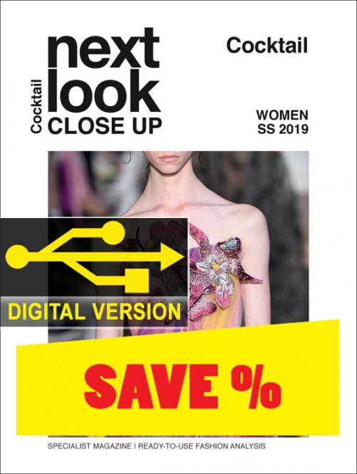 Next Look Close Up Women Cocktail no. 05 S/S 2019 Digital Version