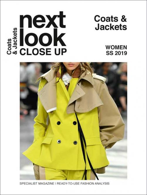 Next Look Close Up Women Coats & Jackets no. 05 S/S 2019
