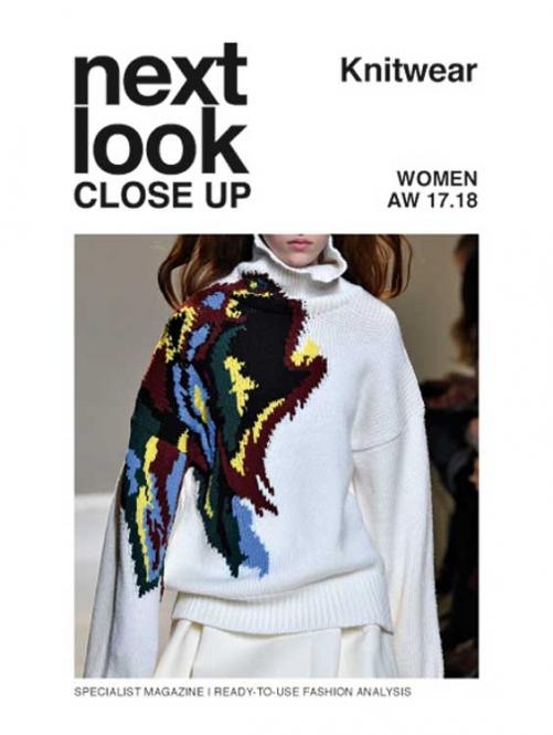 Next Look Close Up Women Knitwear no. 02 A/W 2017/2018