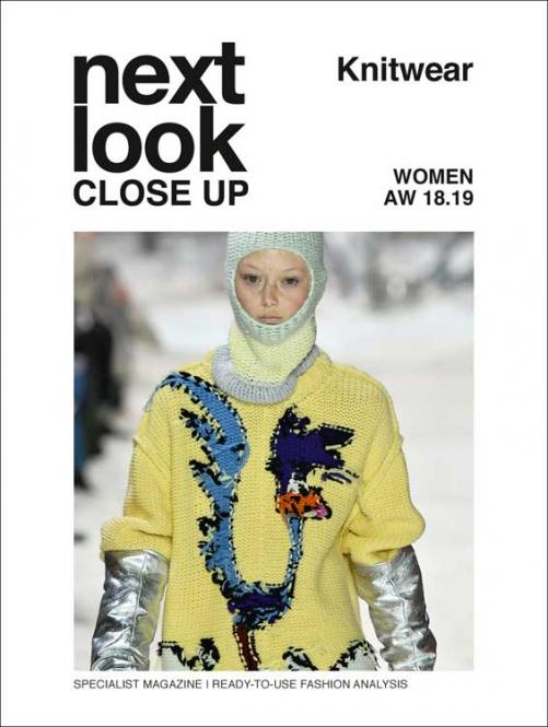 Next Look Close Up Women Knitw no. 04 A/W 2018/2019