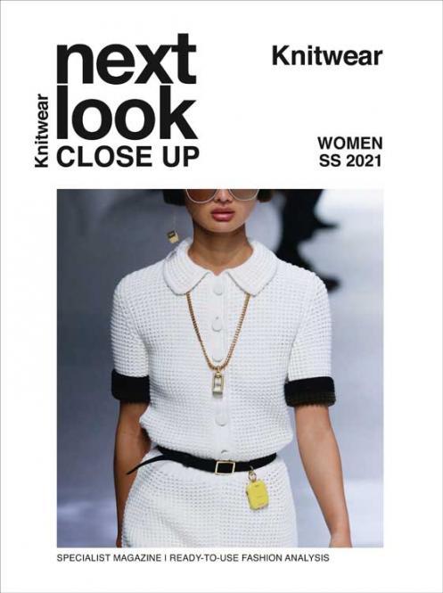 Next Look Close Up Women Knitwear no. 09 S/S 2021