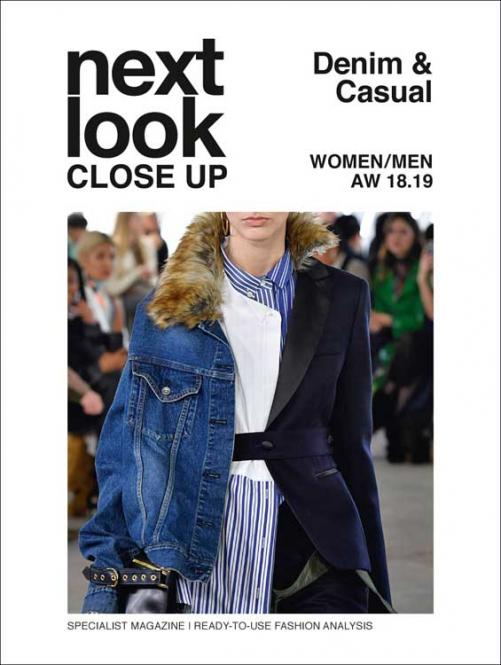 Next Look Close Up Women/Men Denim & Casual no. 04 A/W 18/19