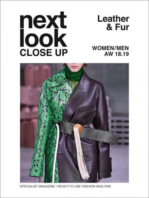 Next Look Close Up Women/Men Leather &  Fur no. 04 A/W 2018/2019