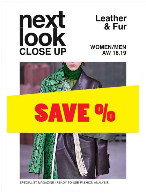 Next Look Close Up Women/Men Leather &  Fur no. 04 A/W 2018/2019