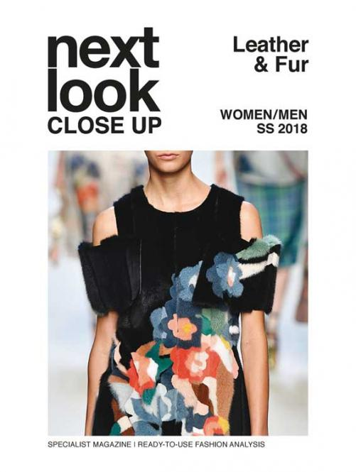 Next Look Close Up Women/Men Leather &  Fur no. 03 S/S 2018