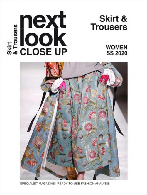 Next Look Close Up Women Skirt & Trousers no. 07 S/S 2020