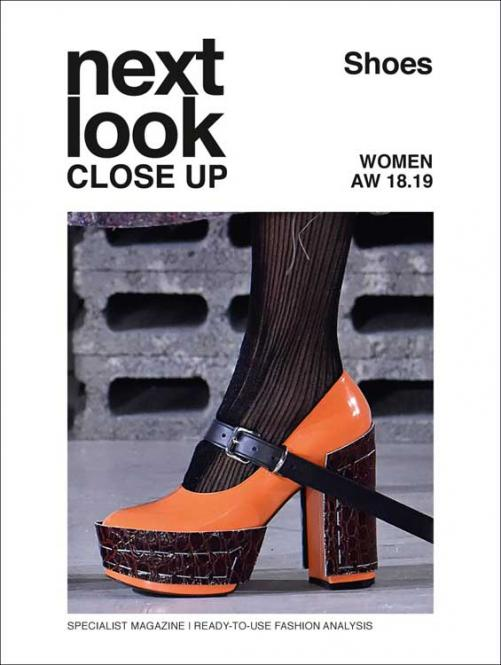 Next Look Close Up Women Shoes no. 04 A/W 2018/2019