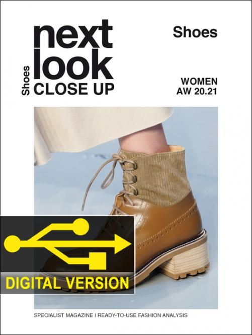 Next Look Close Up Women Shoes no. 08 A/W 2020/2021 Digital Version