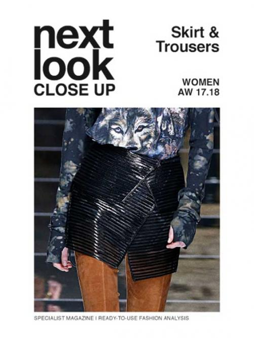 Next Look Close Up Women Skirt & Trousers no. 02 A/W 2017/2018
