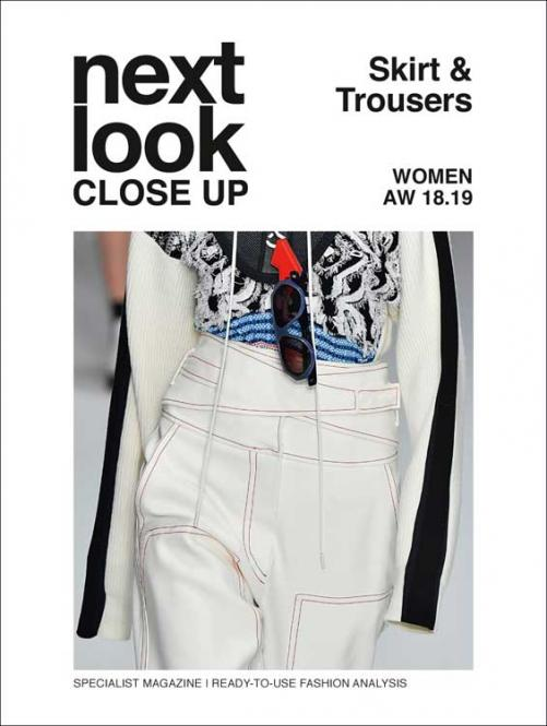 Next Look Close Up Women Skirt & Trousers no. 04 A/W 2018/2019