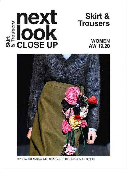 Next Look Close Up Women Skirt & Trousers no. 06 A/W 2019/2020
