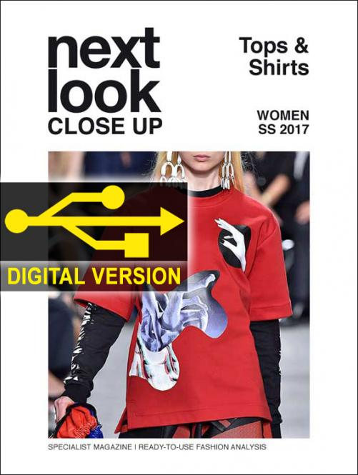 Next Look Close Up Women Tops  & T-Shirts no. 01 S/S 2017