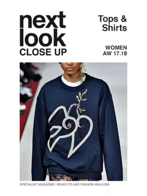 Next Look Close Up Women Tops  & Shirts no. 02 A/W 2017/2018