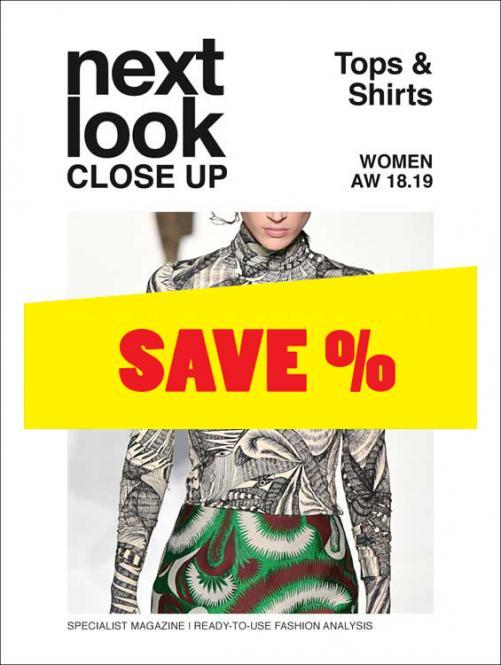 Next Look Close Up Women Tops  & Shirts no. 04 A/W 2018/2019