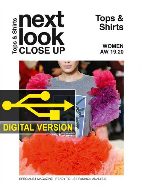 Next Look Close Up Women Tops & Shirts no. 06 A/W 2019/2020 Digital Version