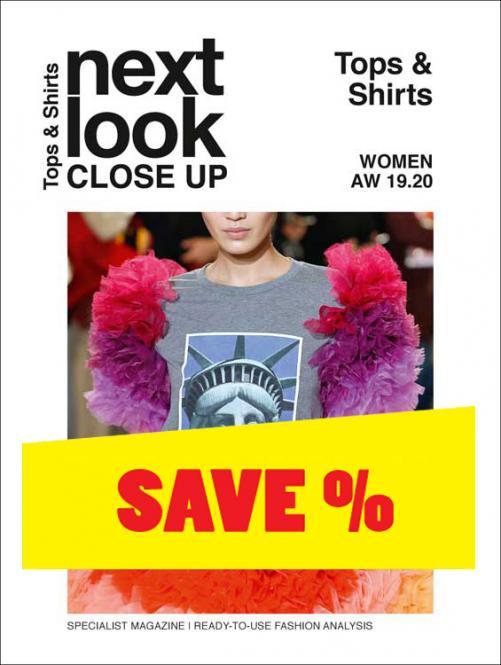Next Look Close Up Women Tops  & Shirts no. 06 A/W 2019/2020