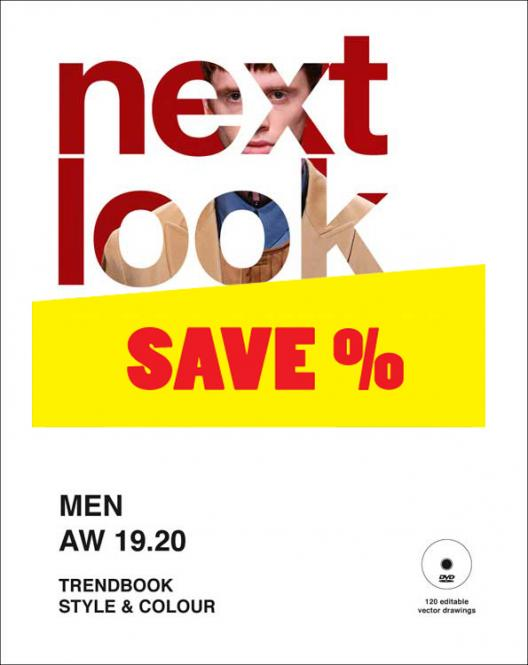 Next Look Menswear A/W 19/20 Fashion Trends Styling incl. DVD