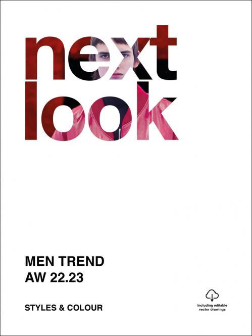 Next Look Menswear A/W 22/23 Fashion Trends Styling