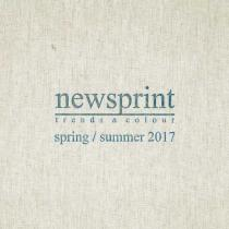 Newsprint Trends & Colour S/S 2017 incl. DVD