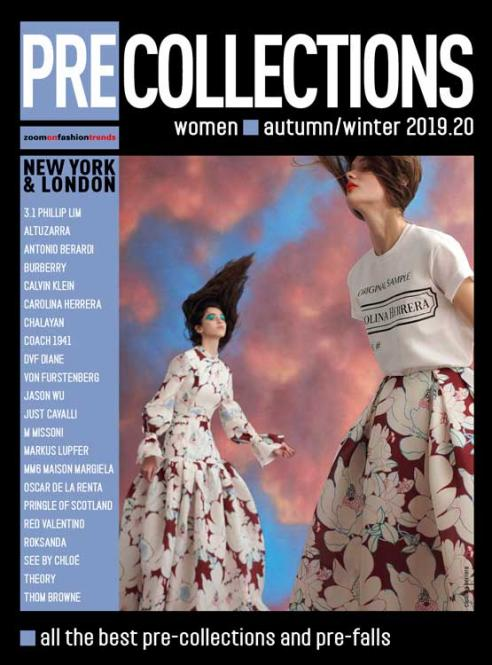PreCollections New York & London no. 12