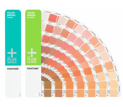 PANTONE PLUS Color Bridge uncoated with Supplement