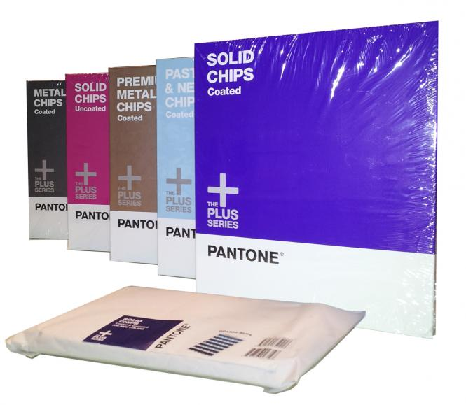 PANTONE PLUS Solid Chips Complete Set
