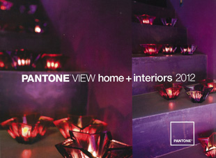 PANTONE View Home + Interior S/S 2012