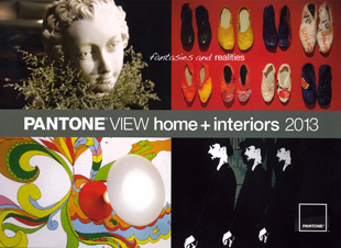 PANTONE View Home + Interior S/S 2013