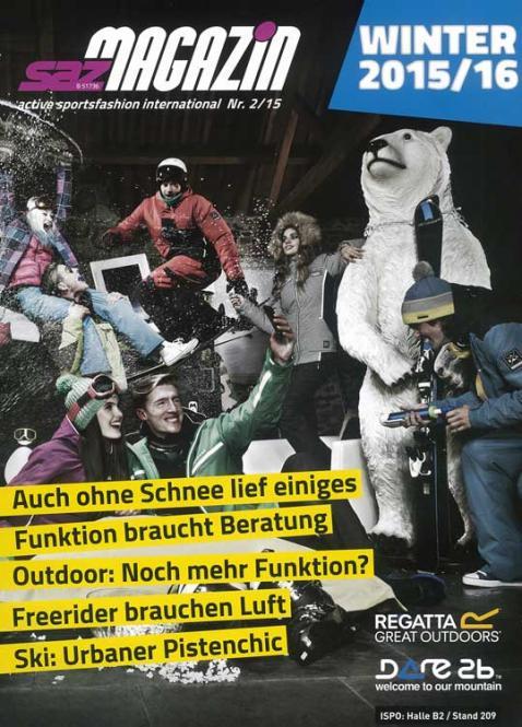 SAZ Magazin A/W 2015/2016