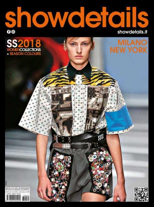 Show Details Milano no. 25 S/S 2018