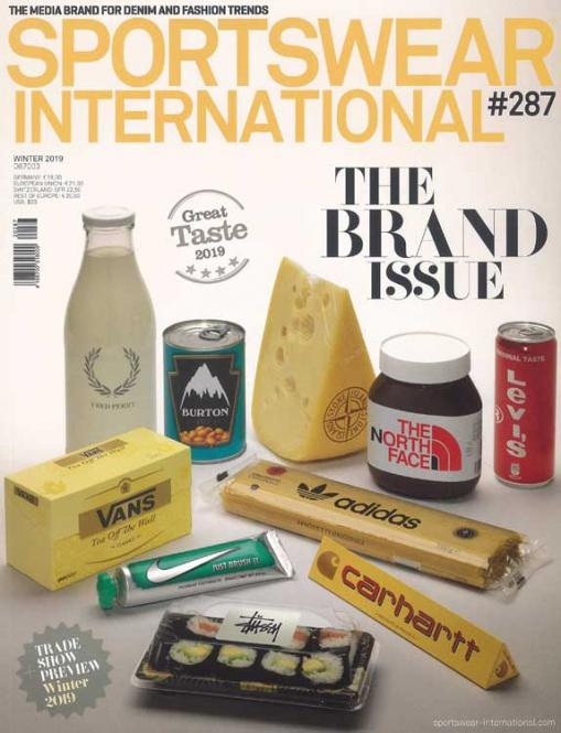Sportswear International E no. 287