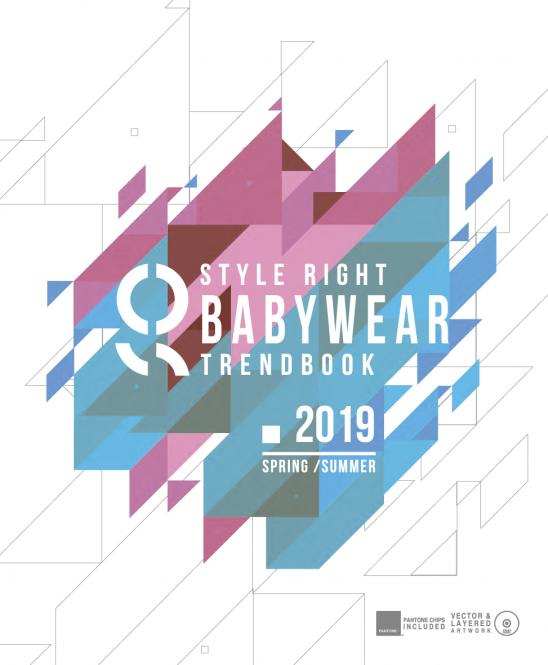 Style Right Babywear Trendbook S/S 2019 incl. DVD