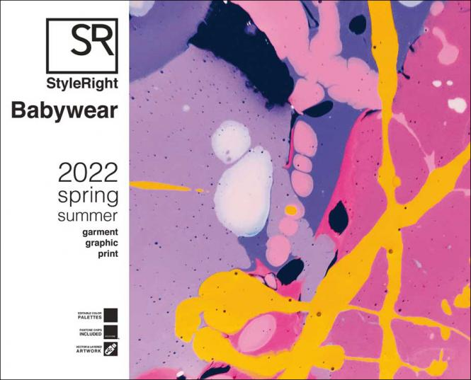 Style Right Babywear Trendbook S/S 2022 incl. USB
