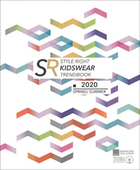 Style Right Kidswear Trendbook S/S 2020 incl. DVD