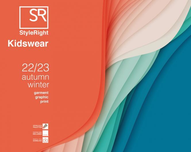 Style Right Kidswear Trendbook A/W 2022/2023