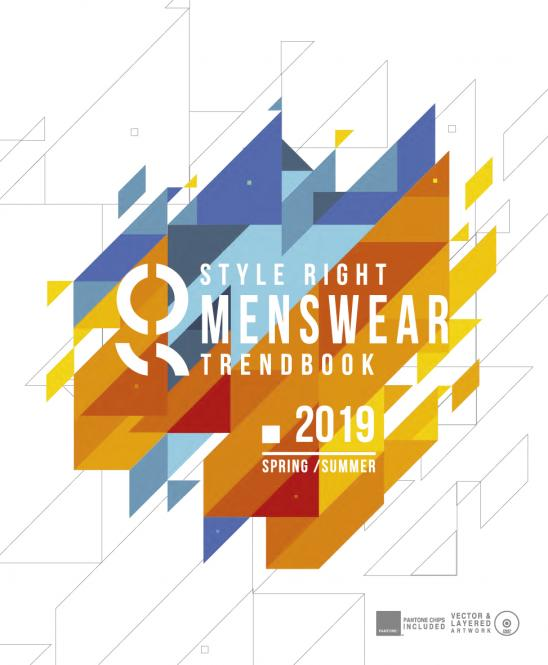 Style Right Menswear Trendbook incl. DVD Spring/Summer
