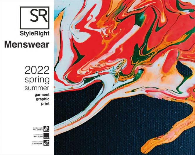 Style Right Menswear Trendbook S/S 2022 incl. USB