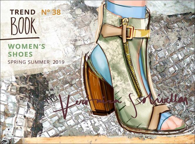 Shoes Trend Book S/S 2019 by Veronica Solivellas