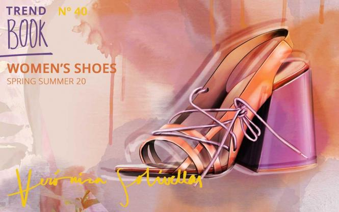 Shoes Trend Book S/S 2020 by Veronica Solivellas